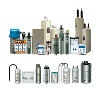 Capacitors, Power Capacitor, Jaivc Power Capacitors, Low Voltage