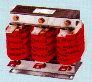 Three - Phase Filter Reactor